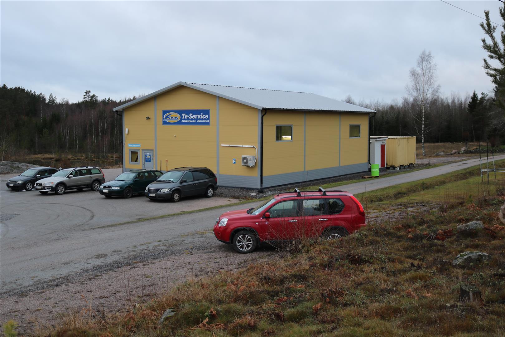 Autohuolto Kirkkonummi | Stadin Fixus